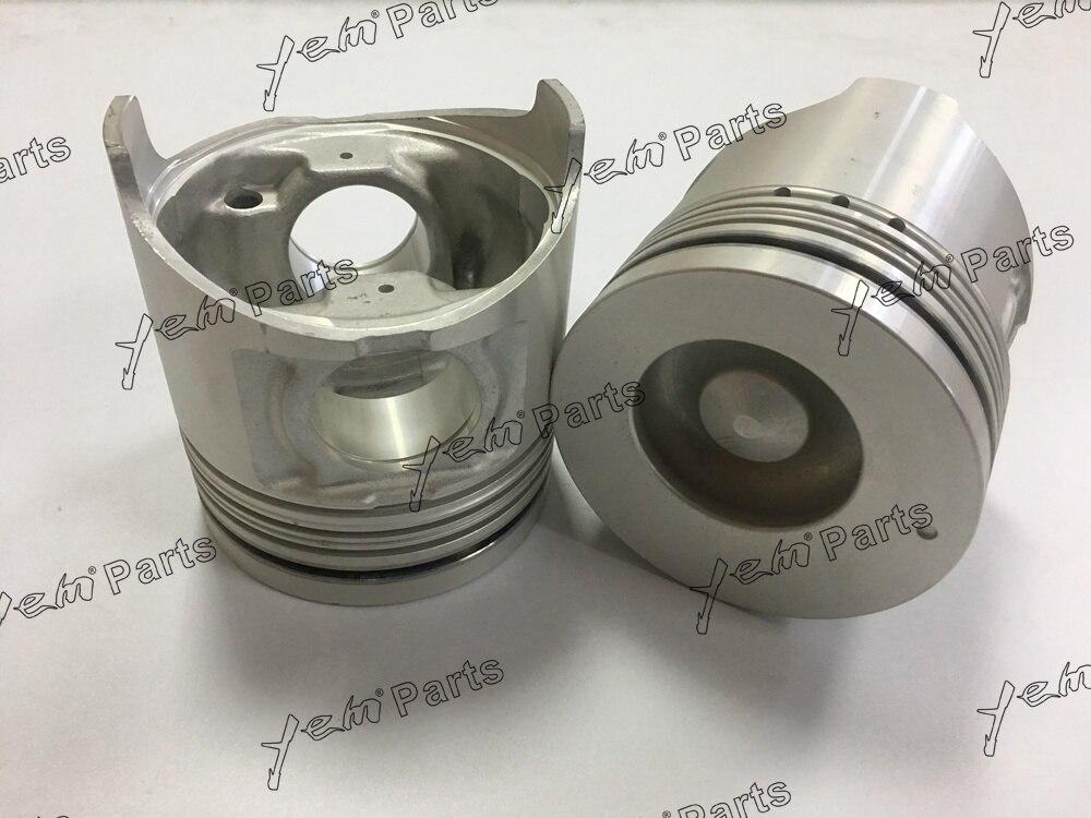 For ISUZU Engine Part 4HF1 Piston