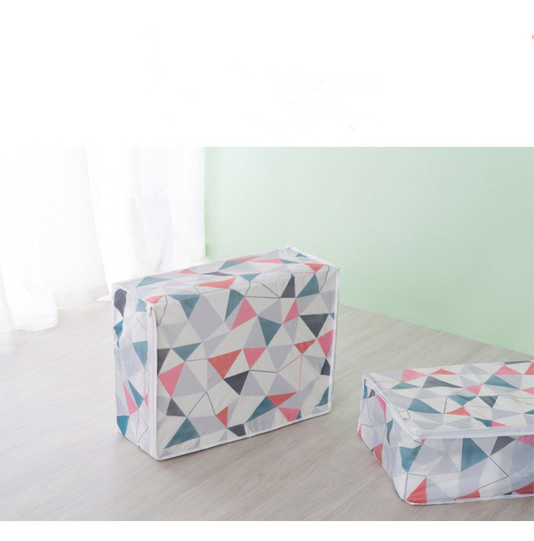 1PC Quilt Storage Bags PEVA Luggage Bags Large Home Storage Organiser Waterproof Wardrob ...
