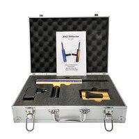 New Version Long Range AKS Gold And Diamond Detector Metal Detectors Gold Detector AKS 3D Metal Detector Machinery