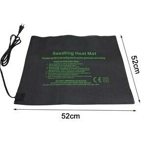 Image 5 - 24*52CM 52*52CM 121*52CM Plant Heating Mat Seedling Flower Electric Blanket Waterproof Warm Durable Hydroponic Heating Pad