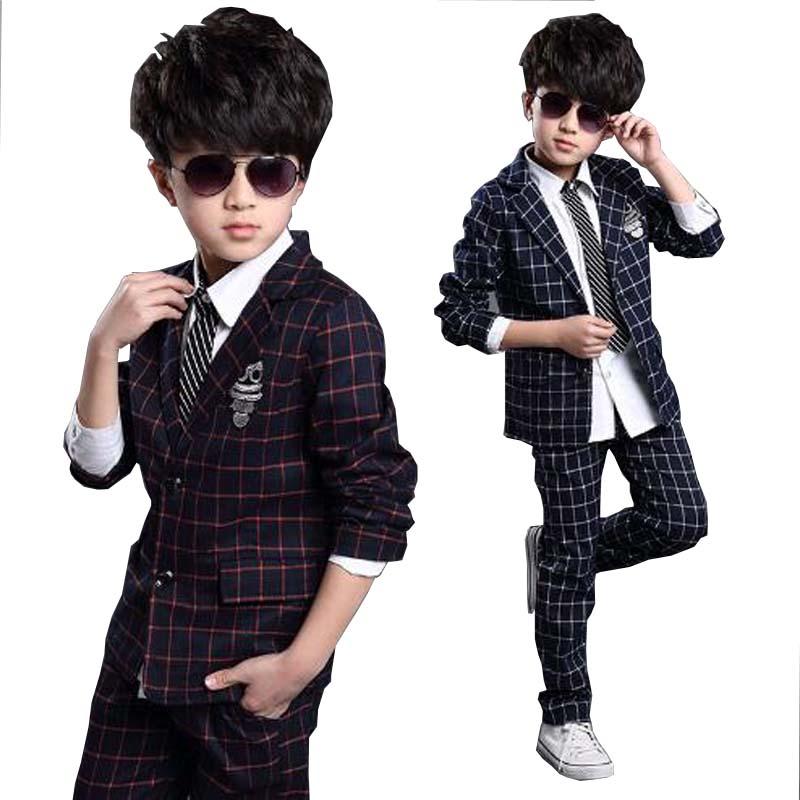 ملابس الأولاد طفل بدلة رسمية على - ملابس الأطفال