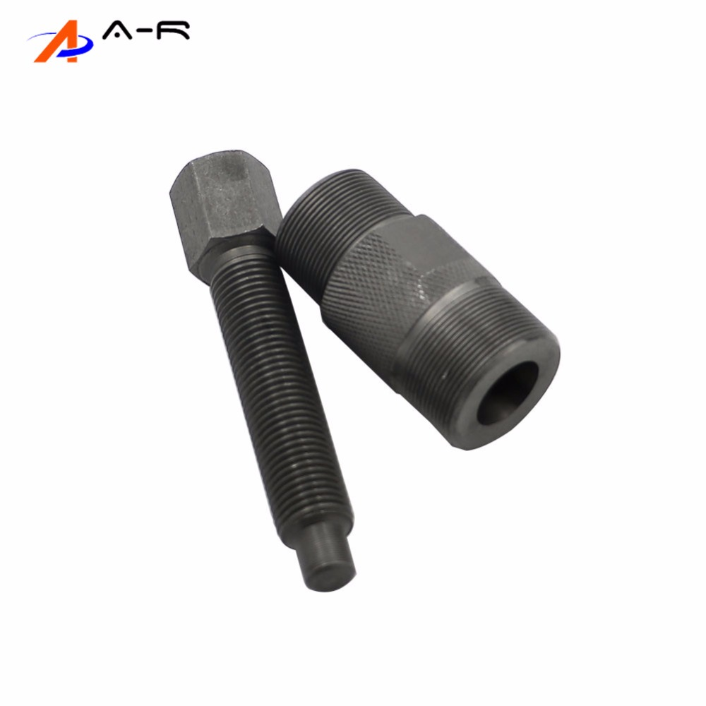 Atv Parts & Accessories Painstaking 27mm 24mm Motorcycle Scooter Flywheel Puller Removal Repair Tool Kit For Gy6 50cc 60cc 80cc 125cc 150cc Atv Quad Buggy Agreeable Sweetness