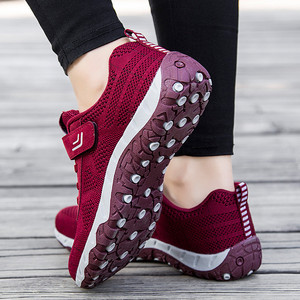 Image 5 - PINSEN 2020 Autumn Fashion Women Shoes High Quality Casual Sneakers Shoes Woman Flats Lace up Creepers Comfortable Mother Shoes