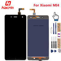 Xiaomi Mi4 LCD Display Touch Screen Tools Set 100 Original Assembly Replacement For M4 Mobile Phone