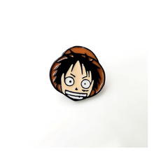 One Piece Luffy Cosplay brooch
