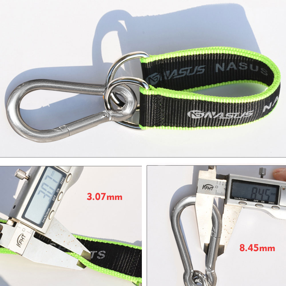 1pc Multifunction Fitness equipment hook Ring Hanging Belt with Hook Hanging Sandbag Pull Up Rope Fitness Equipment Accessories 3