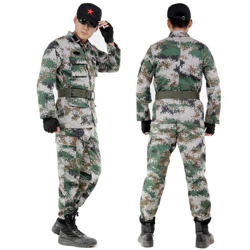 Costume de vânătoare pentru bărbați, camuflaj, haina tactică - Imbracaminte sport si accesorii