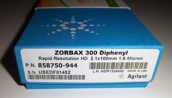 For ZORBAX RRHD 858750-944 Diphenyl Column 3002.1x100mm, 1.8um