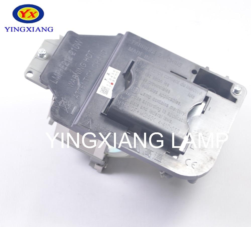 Original LMP-E212-COM Projector Lamp For VPL-SW536/ VPL SW535 /VPL SX535/ VPL-EW225 /VPL-EW245/VPL-EW275 ect Projectors high quality 400 0184 00 com projection design f12 wuxga projector lamp for projection design f1 sx e f1 wide f1 sx