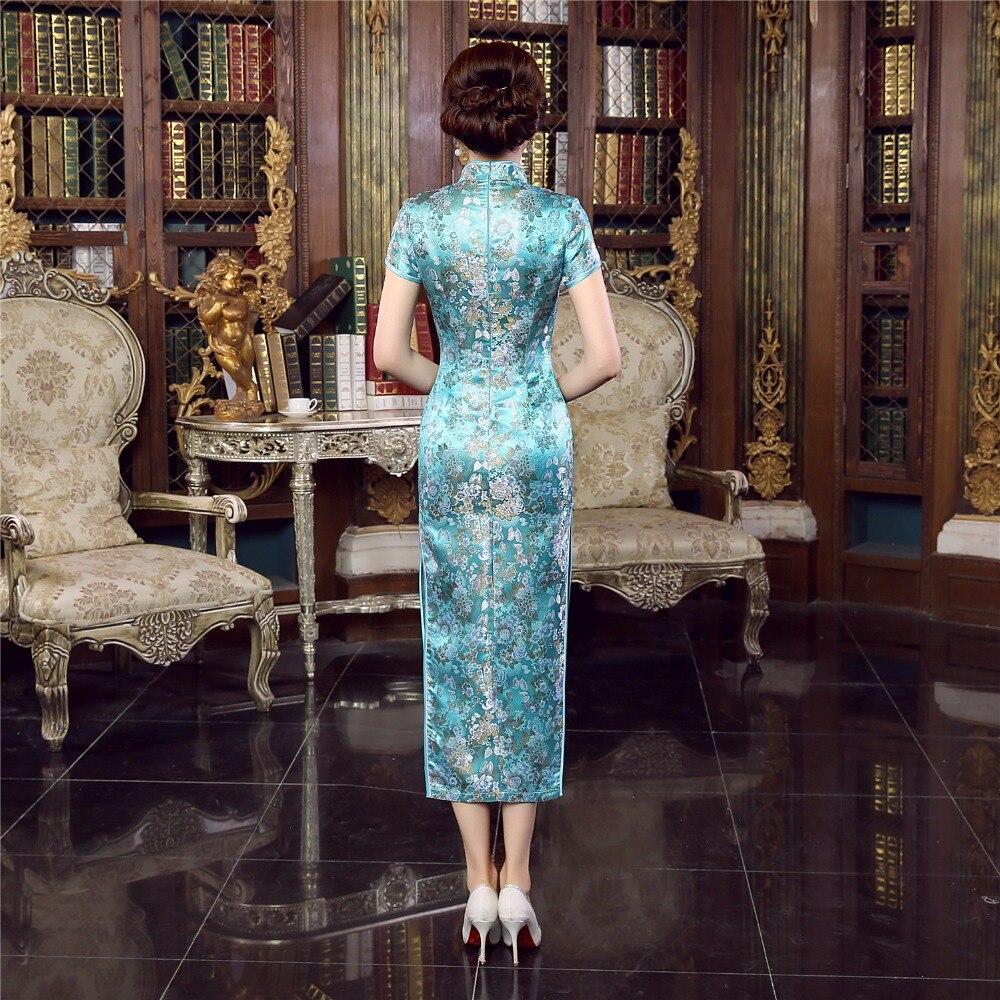 huge discount 392e0 ff412 Versandkosten frei damen lange cheongsam qipao traditionelle ...