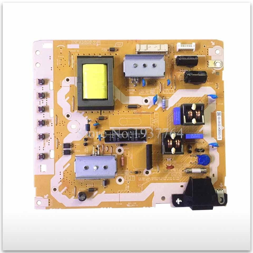 Original second-hand TH-L32BH6C TH-L32XM6C power supply board TNPA5808 1P 95% new power supply board led55k370 rsag7 820 5687 roh hll 4856wa second hand