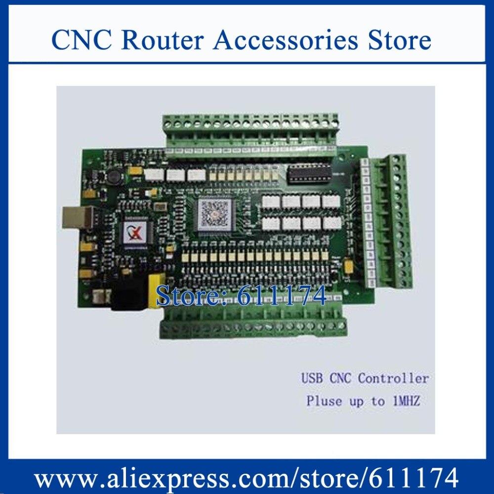 3 оси CNC USB MACH3 1 МГц Breakout интерфейс карты E-CUT плата контроллера
