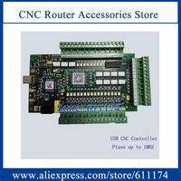 3 Axis CNC USB MACH3 1MHZ Breakout Interface Card E CUT Controller board
