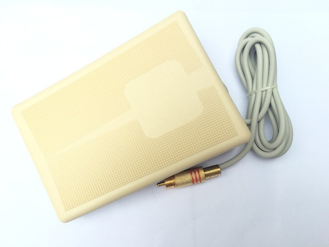 1Pcs Silicone foot switch power pedal Suitable for Permanent Makeup Eyebrow &Rotary Tattoo Machine Gun Power Supply