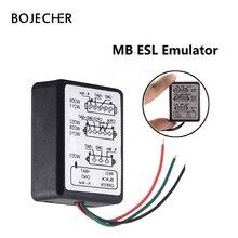 메르세데스 immo 지우개 용 esl 에뮬레이터 w202/w208/w210/w203/w211 용 mb esl 에뮬레이터 자동 키 프로그래머 진단 도구
