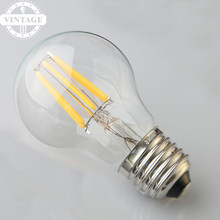 Lightinbox Vintage Edison LED Bulb Candle Light Incandescent Light Lamps Filament Bulb Edison Lamp for Home Lighting(China)