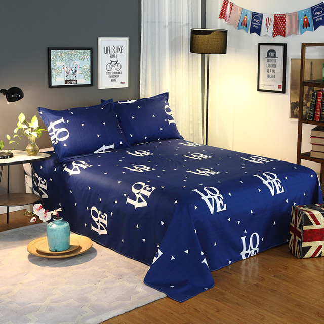 Printed bed sheet | online brands