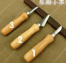 3PCS/SET  Hand grafting knife / wood carving knife--L:13.5CM