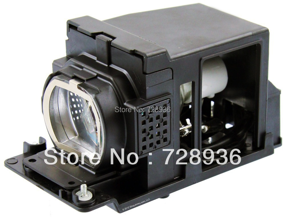 Compatible Projector Lamp Bulbs TLPLW12 for TOSHIBA TLP-X3000 / TLP-XC3000 / TLP-XC3000A / TLP-X3000U TLP-X3000AU With housing projector lamp tlplpx40 with housing for toshiba tlp x4100u projector