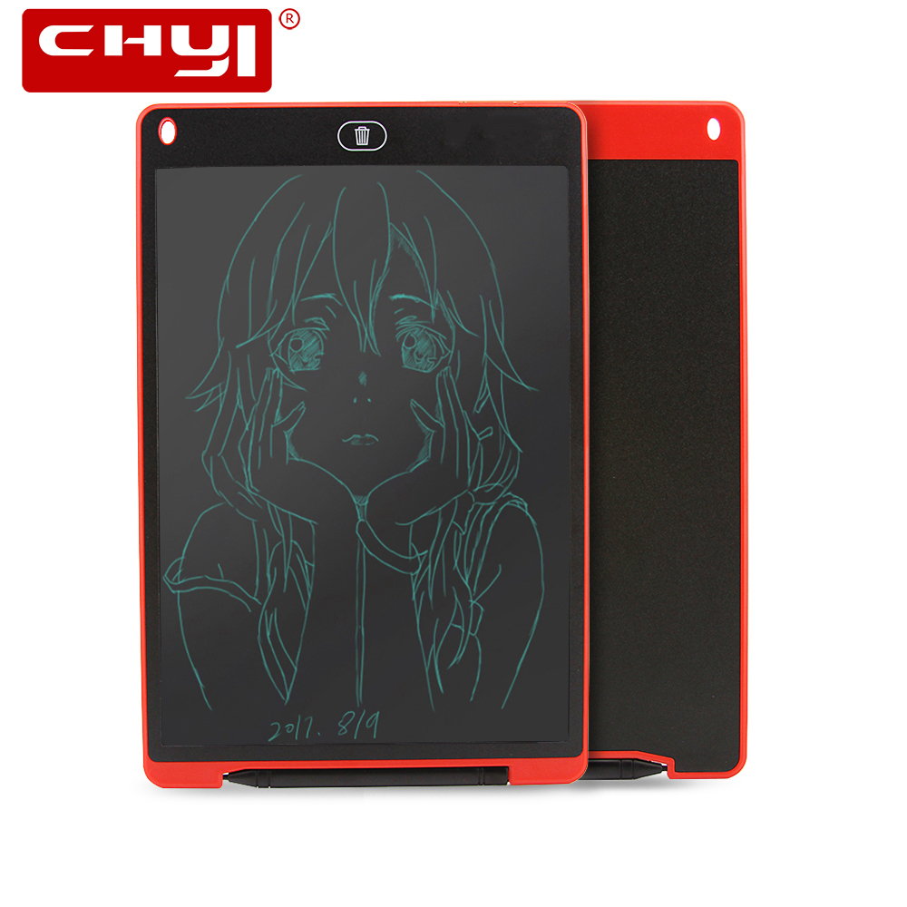 12 Inch LCD Writing Digital Board Handwriting Pads Portable Electronics Notepad Electronica Art Drawing tablets with Stylus Pen image