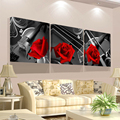 Impresiones de la lona pintura obras de arte pinturas fotos De La Cocina modular para la sala abstracta hermosa obra de arte al óleo cuadros