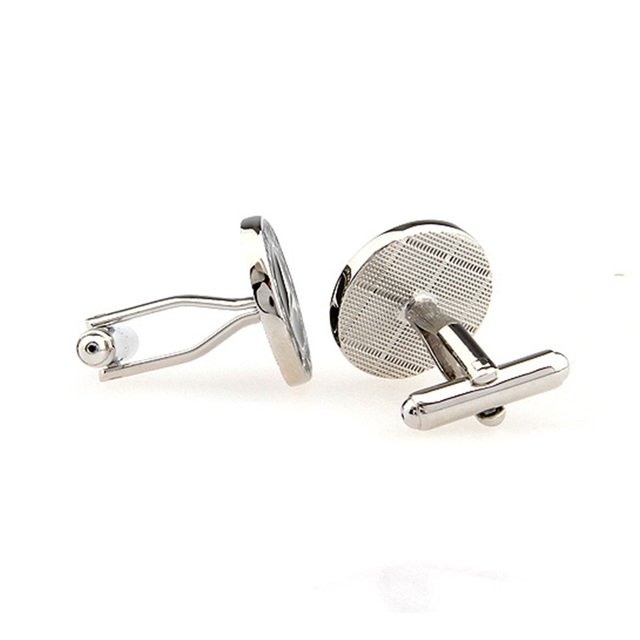 High Quality Cufflinks With Benz Logo