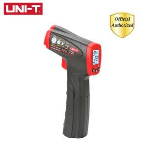 Image 1 - Цифровой ручной инфракрасный термометр UNI T UT300S, промышленный бесконтактный термометр, цифровое устройство для измерения температуры