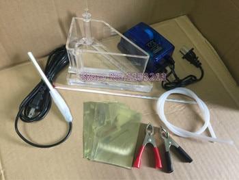 Харрингтон паз 267 мл зал паз обшивка корпус клетчатое испытательное оборудование с воздушным агитированием/нагреванием/термометром и тест...
