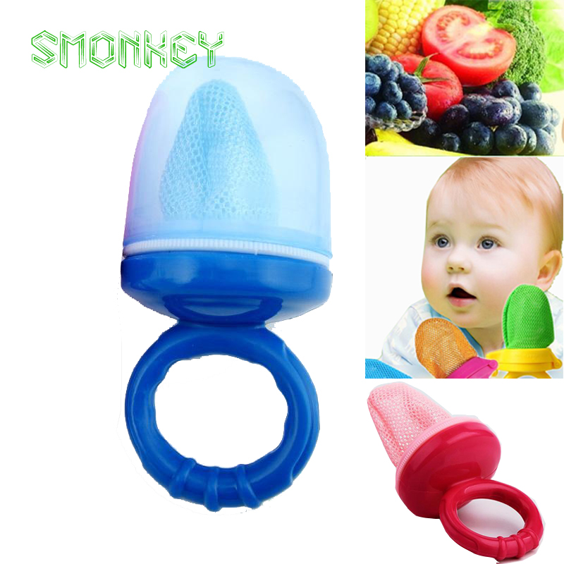 new safety silicone baby food chew pacifier infant fruits vegetables feeding pacifier Soother Nipples Feeding Tool Bite Gags