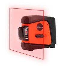 Firecore A8846 Mini 4 Linien 360 Grad Rot Laser Level (Auto Selbstverlauf im Bereich von 3 grad)