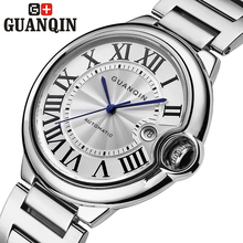 Brand GUNQIN Men's watch self-winding Automatic mechanical watches men business luxury Sapphire vintage relogio masculino