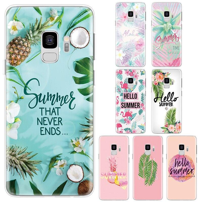 Cover For Samsung Galaxy S5 S4 S3 Mini S10e S10 S9 S8 S7 S6 Edge Core Grand Neo Plus Prime G360 G530 i9060 M40 M30 M20 M10 Case
