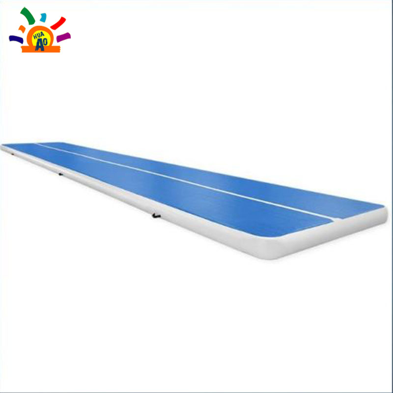 4m 5m 6m Long 2m Wide Inflatable Air Track Mat For Sale China Trampoline Inflatable Air Tumble Track Inflatable Gym Mat