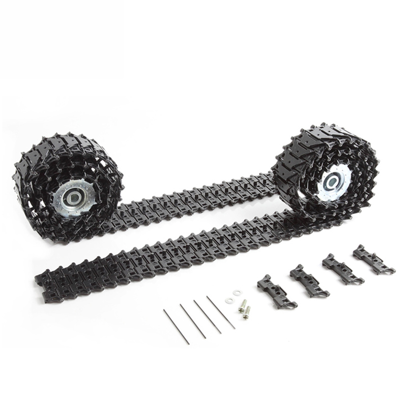 MATO 1:16 Henglong US M41A3 Walker Bulldog Remote Control Tank 3839 Metal Track Drive Wheel henglong 3839 3839 1 1 16 us m41a3 rc tank upgrade parts metal track metal driving wheels full set free shipping