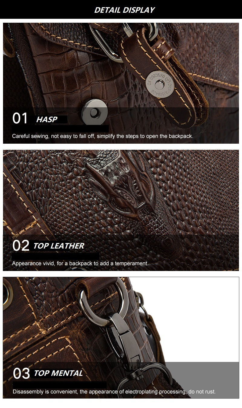 HTB1lGrDdzgy uJjSZJnq6zuOXXan Men Crocodile Classic Briefcase Genuine Leather Business Office Ipad Bag Lawyer Handbag Portfolio Satchel Alligator Shoulder bag
