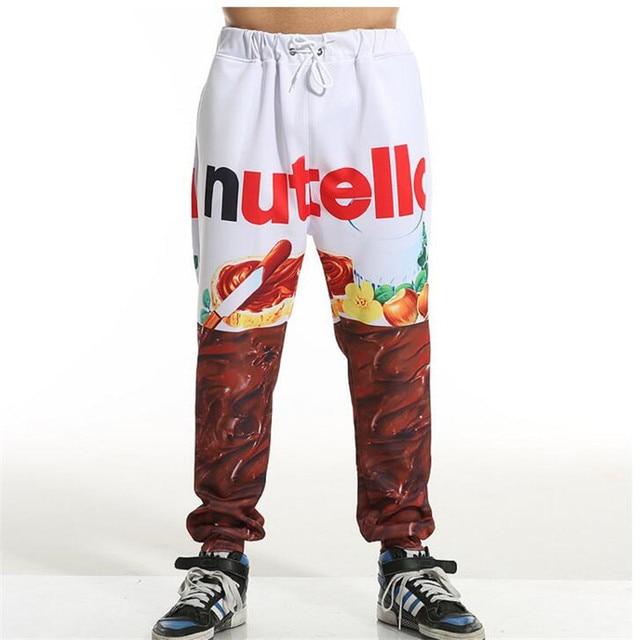 2018 nuevo Tupac 2pac Joggers pantalones 3d estampado personaje chándal  hombres mujeres longitud completa Hip 2d36f4e0d62