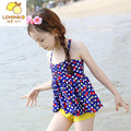 Children's swimsuit girls cherry bikini baby girl swimwear little girls swim swimsuits for children girls swimming clothe sets