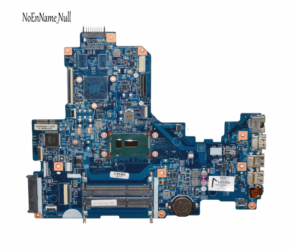 For HP Notebook 17 17-X Series 856692-601 856692-001 15287-1 448.08C01.0011 I3-5005U Laptop Motherboard Motherboard Tested