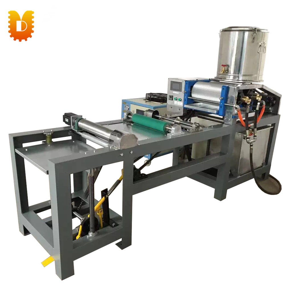 Full Automatic Beeswax Foundation Machine/Beeswax Foundation Sheet Machine ...
