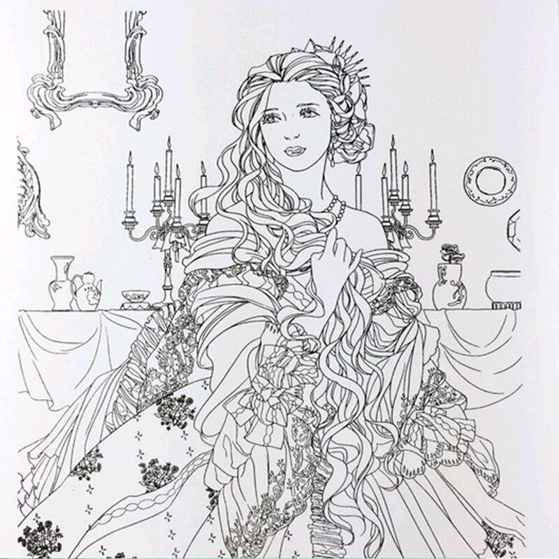 Lujoso Para Colorear Belleza Y La Bestia Embellecimiento - Dibujos ...