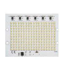 Умная Светодиодная лампа IC 2835SMD, 10 Вт, 20 Вт, 30 Вт, 50 Вт, 100 Вт, AC 220 В-240 в, сделай сам, для наружного прожектора, сада, холодный белый, теплый белый