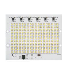 Smart IC 2835SMD светодиодный Чипсы лампа 10 W 20 W 30 W 50 W 100 W AC 220 V-240 V DIY для наружного прожекторное освещение для сада холодный белый теплый белый