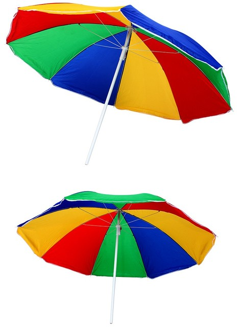 Outdoor Advertising Umbrella Custom Umbrellas Made Beach Sun Folding Stall