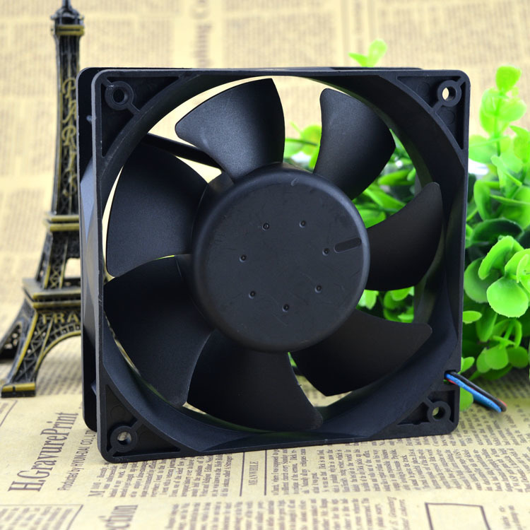 Delta AFB1224SHE 1238 12cm 120mm DC 24V 0.75A Big Air Volume Server Inverter Axial Blower Cooling Fan
