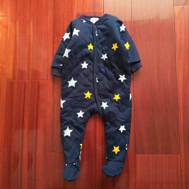 Infant Baby Rompers Winter Clothes Newborn Baby Boy Girl