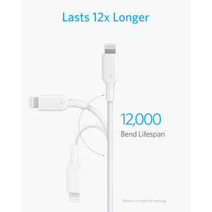 Image 5 - IPhone 12สายชาร์จ,anker USB C To Lightning Cable [3ft Apple MFi Certified] Powerline IIสำหรับiPhone 12ชุด