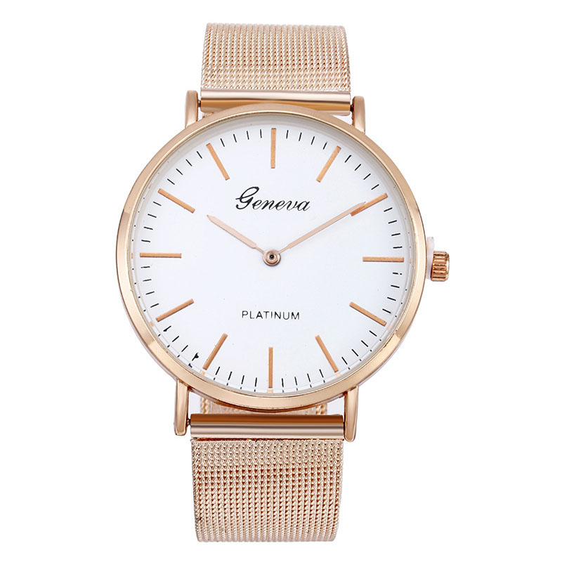 New high-end business digital wristwatches men's and women's watches fashion casual net watch free shipping sale