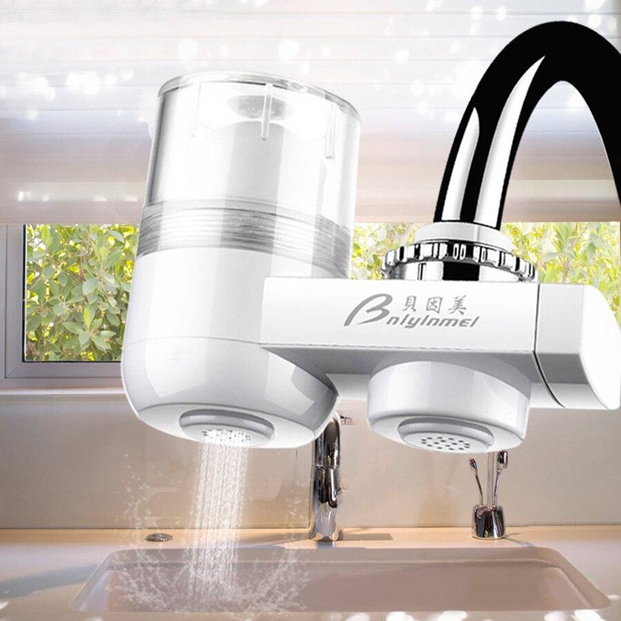 Mini Haushaltswasserfilter Luftreiniger Küchenarmatur Wasserfilter ...