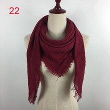 1a0f1436474b Mode de luxe marque sacs coton ÉCHARPE femmes de viscose châle dame foulards  carrés doux hijab
