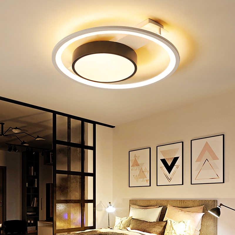 Modern Simple Bedroom Led Roof Lighting Living Room Study Bathroom Individual Lighting Ceiling Lamp Ceiling Lights Aliexpress